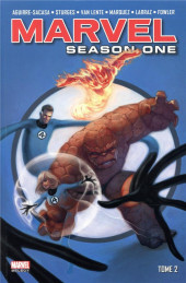 Season One (100% Marvel) -INT02- Tome 2