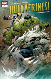 Hulkverines (2019) -1- Issue #1