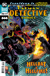 Detective Comics (1937), Période Rebirth (2016) -998- Mythology - Hell and Back