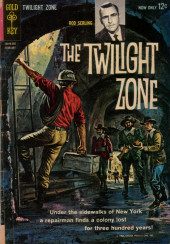 Twilight Zone (The) (Gold Key - 1962) -2- (sans titre)