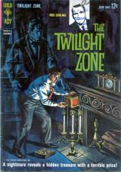 Twilight Zone (The) (Gold Key - 1962) -5- (sans titre)