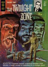Twilight Zone (The) (Gold Key - 1962) -6- (sans titre)