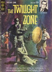 Twilight Zone (The) (Gold Key - 1962) -7- (sans titre)
