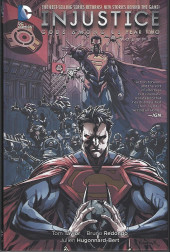 Injustice: Gods Among Us: Year Two (2014) -INT01- In the world of injustice, a deadly new year dawns!