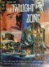Twilight Zone (The) (Gold Key - 1962) -13- (sans titre)