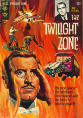 Twilight Zone (The) (Gold Key - 1962) -15- (sans titre)