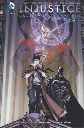 Injustice: Gods Among Us : Year Three (2014) -INT01- The heroes have failed...now magic has its turn!