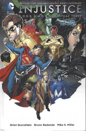 Injustice: Gods Among Us : Year Three (2014) -INT02- Something wicked this way comes!