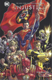Injustice: Gods Among Us : Year Five (2016) -INT03- Wings of doom
