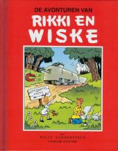 Suske en Wiske Klassiek - Rode reeks -1- Rikki en Wiske