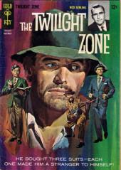 Twilight Zone (The) (Gold Key - 1962) -18- (sans titre)