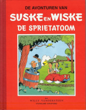 Suske en Wiske Klassiek - Rode reeks -3- De sprietatoom