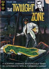 Twilight Zone (The) (Gold Key - 1962) -20- (sans titre)