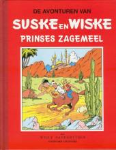 Suske en Wiske Klassiek - Rode reeks -7- Prinses Zagemeel