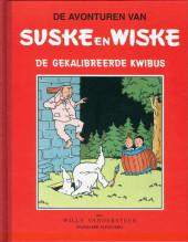 Suske en Wiske Klassiek - Rode reeks -10- De gekalibreerde kwibus