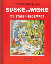 Suske en Wiske Klassiek - Rode reeks -15- De stalen bloempot