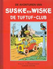 Suske en Wiske Klassiek - Rode reeks -18- De Tuftuf-club