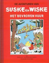 Suske en Wiske Klassiek - Rode reeks -19- Het bevroren vuur