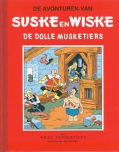 Suske en Wiske Klassiek - Rode reeks -22- De dolle musketiers