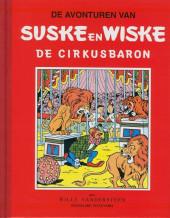 Suske en Wiske Klassiek - Rode reeks -26- De cirkusbaron