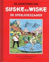 Suske en Wiske Klassiek - Rode reeks -27- De speelgoedzaaier