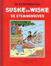 Suske en Wiske Klassiek - Rode reeks -34- De stemmenrover