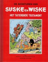 Suske en Wiske Klassiek - Rode reeks -35- Het taterende testament