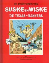 Suske en Wiske Klassiek - Rode reeks -40- De Texas-rakkers