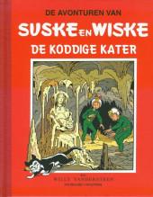 Suske en Wiske Klassiek - Rode reeks -55- De koddige kater