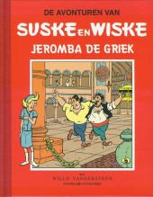 Suske en Wiske Klassiek - Rode reeks -58- Jeromba de Griek