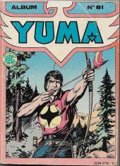 Yuma (1re série) -Rec81-  Album N°81 (du n°294 au n°296)
