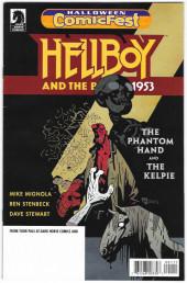 Hellboy and the B.P.R.D. -HCF 2018- 1953 - The Phantom Hand and The Kelpie - Halloween ComicFest 2018