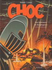 Choc (Maltaite/Colman) -3- Les fantômes de Knightgrave - Troisième et dernière partie