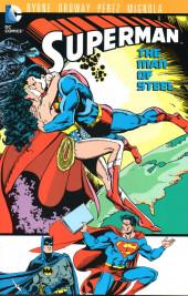 Superman: The Man of Steel intégrales  -INT08- Volume 8