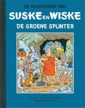 Suske en Wiske Klassiek - Blauwe reeks -7- De groene splinter