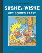 Suske en Wiske Klassiek - Blauwe reeks -8- Het gouden paard