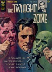 Twilight Zone (The) (Gold Key - 1962) -22- (sans titre)