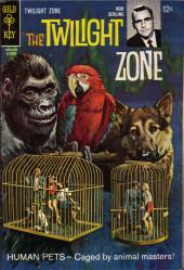Twilight Zone (The) (Gold Key - 1962) -23- (sans titre)
