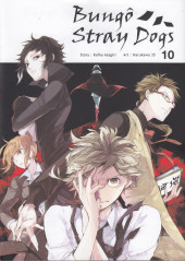Bungô Stray Dogs -10- Tome 10