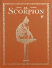 Le scorpion -4TT- Le Démon au Vatican