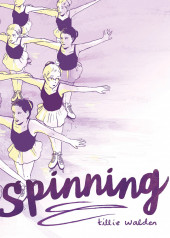 Couverture de Spinning (2017) - Spinning