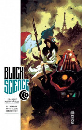 Black Science -8- Le Banquet des Lotophages