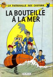 La patrouille des Castors -5a1964- La bouteille à la mer