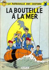 La patrouille des Castors -5a1970- La bouteille à la mer