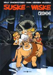 Suske en Wiske - Hommage -1- Cromimi
