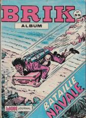 Brik (Mon journal) -Rec59- Album n°59 (du n°212 au n°214)