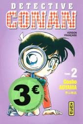 Détective Conan -2c- Tome 2