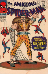 Amazing Spider-Man (The) (Marvel comics - 1963)
