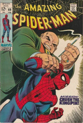 Amazing Spider-Man (The) (1963) -69- Mission: Crush The Kingpin!