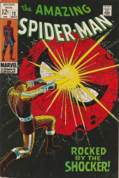 Amazing Spider-Man (The) (1963) -72- Rocked by the Shocker!